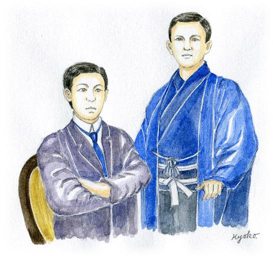 金田一京助と石川啄木
